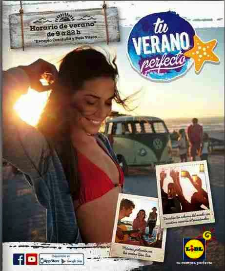 catalogo lidl verano perfecto 2014