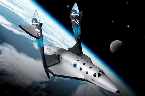 Space ShipTwo Virgin Galatic. ZonaAero