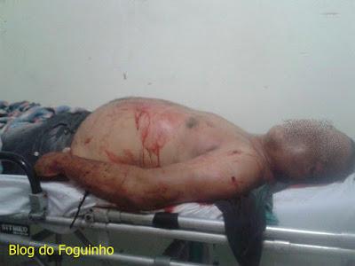 Urgente - Homem é executado com 6 tiros em Palestina