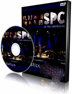 Baixar DVD Só Pra Contrariar - Acústico (2002)