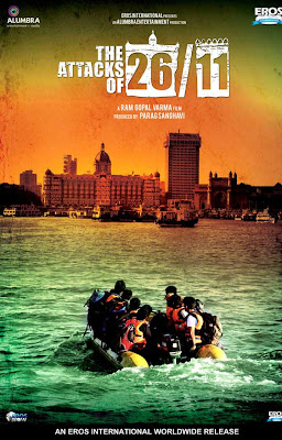 The Attacks Of 26/11 First Look Poster