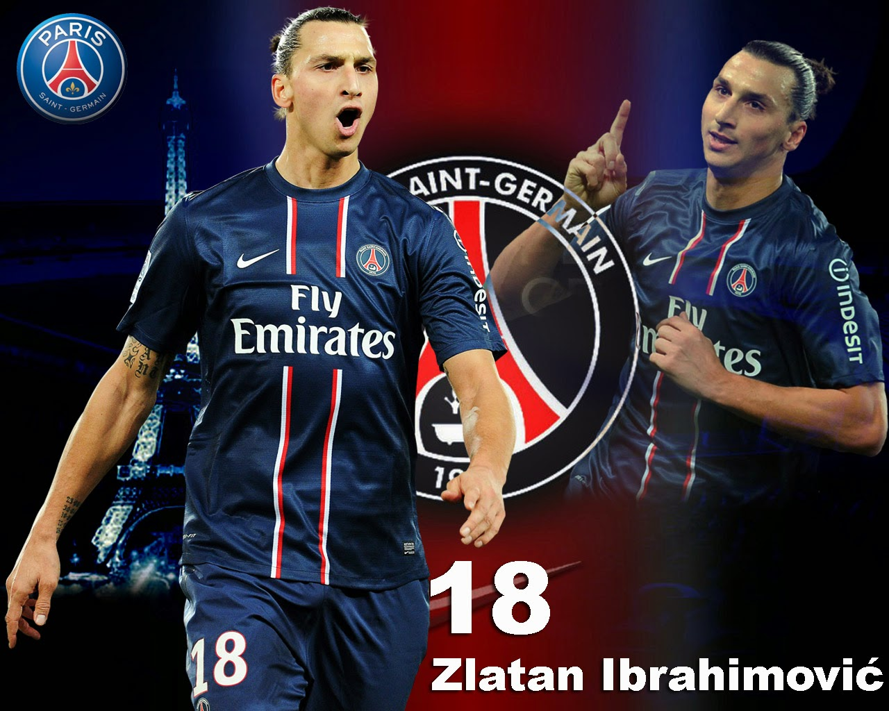 The Best Zlatan Ibrahimovic 2013 Wallpaper