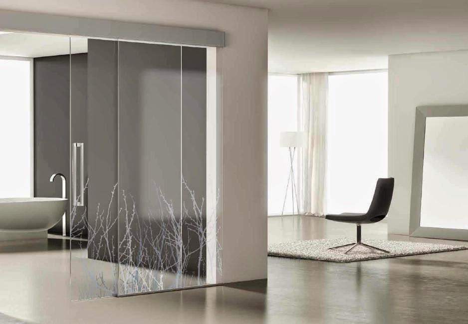 Puerta corredera sin obra affordable fotos de las puertas for Puertas correderas cristal baratas