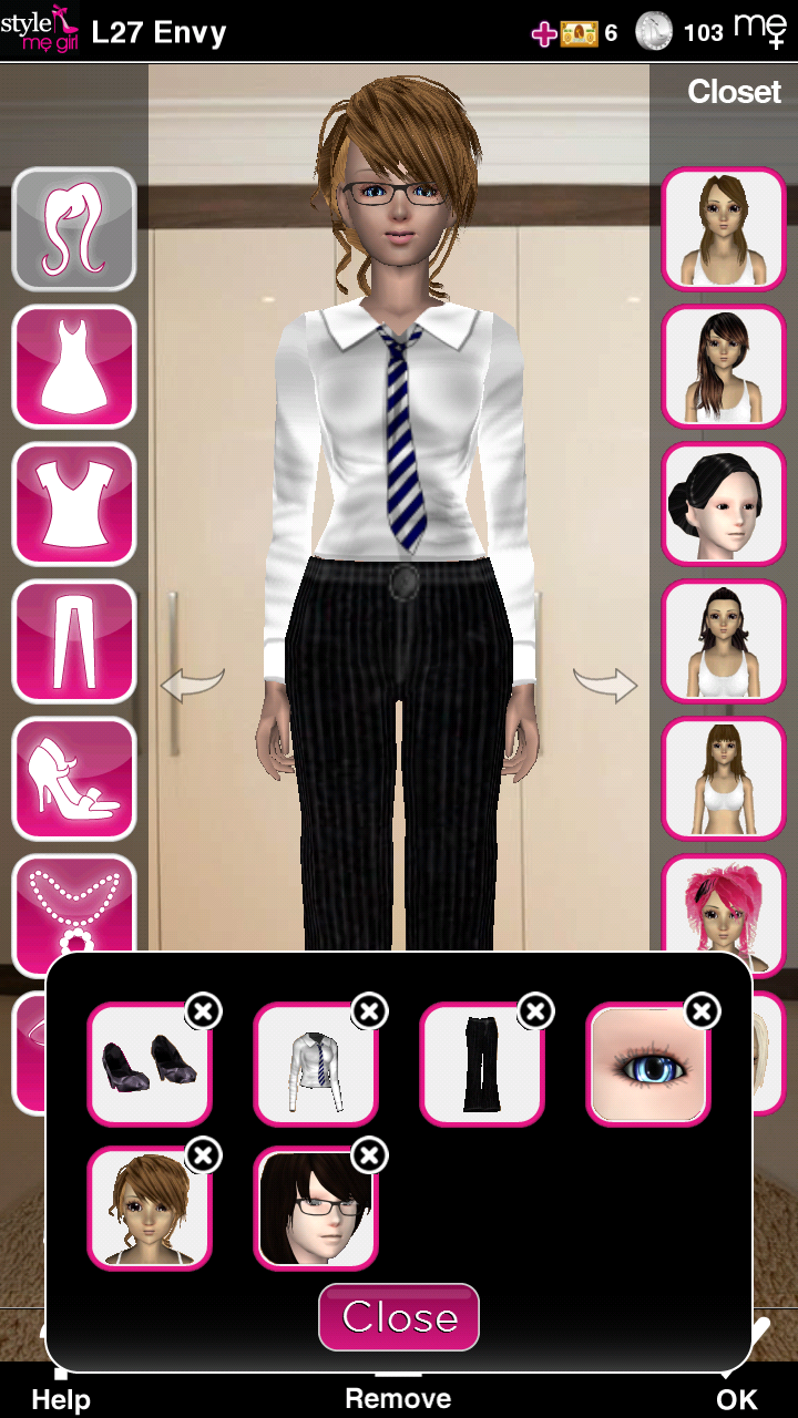 style me girl solutions theme distraught