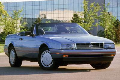 Allant C A on 1987 Cadillac Allante Motor
