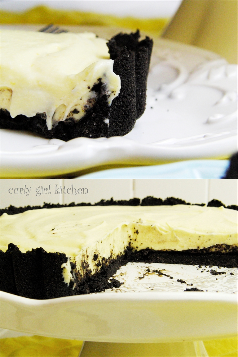 Curly Girl Kitchen: Meyer Lemon Ricotta Tart with a ...