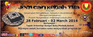 Jom Cari Kedah Tua