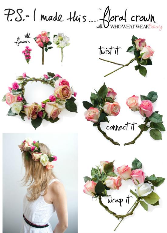 Tutorial Bando Bunga Cantik Buatan Sendiri