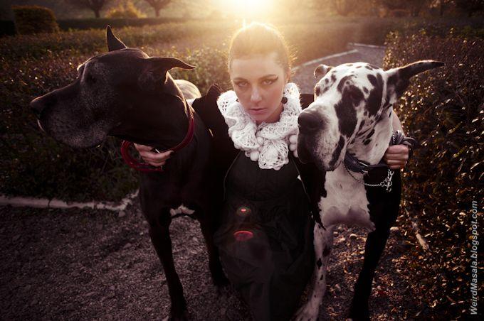 Fashion Photography by Nikita Matroskin