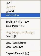 Cara Mengetahui Blog Dofollow dan Nofollow