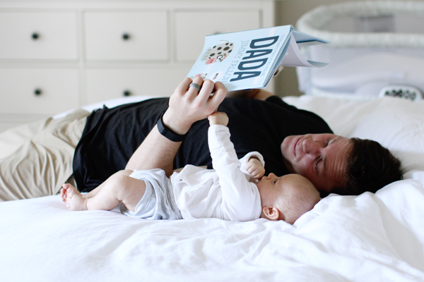 The perfect gift for new dads: Jimmy Fallon's Your Baby's First Word Will Be Dada