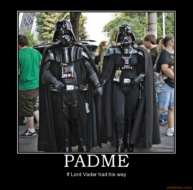 Funny Image Clip: Funny Star Wars Jokes N Quotes Poster