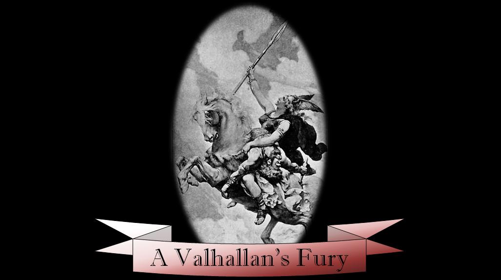 A Valhallan's Fury