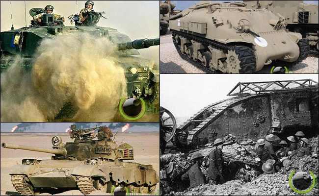 10 Tank Baja Perang Terhebat di Dunia Sepanjang Sejarah