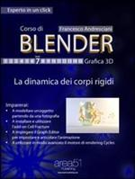 Corso di Blender - Lezione 7 - eBook