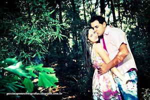 Foto do nosso Pré casamento, te amo karlos