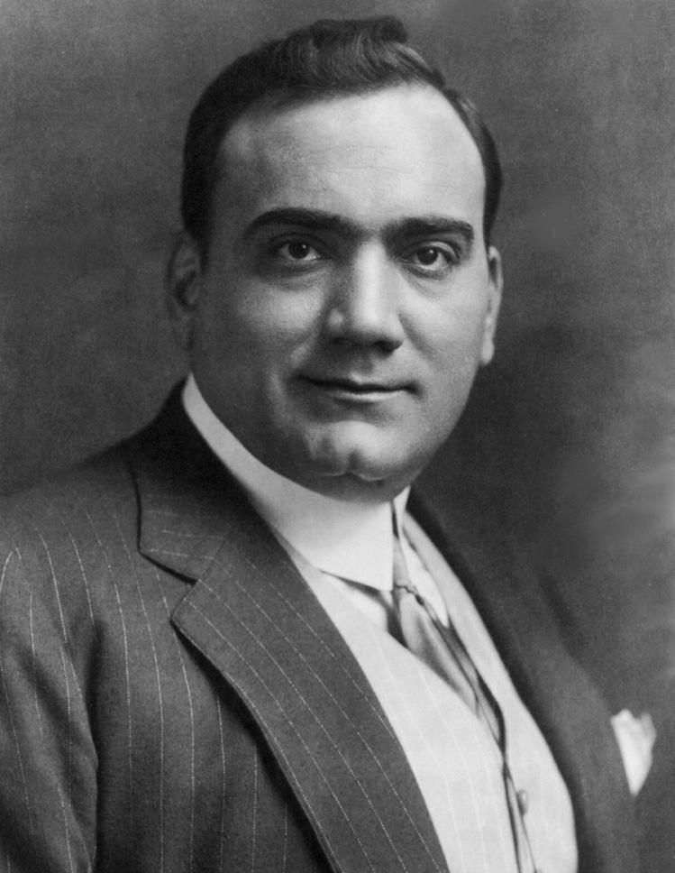 Enrico Caruso Net Worth