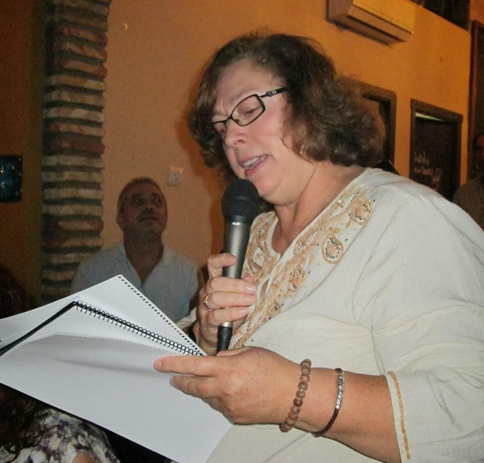 T. LITERARIA EL GUITARRON DE SAN PEDRO,JEREZ, 17/8/2013