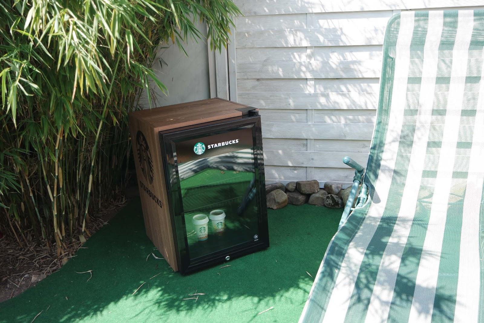 Mini Kühlschrank Diy : Gewinnankündigung starbucks mini kühlschrank starbucks