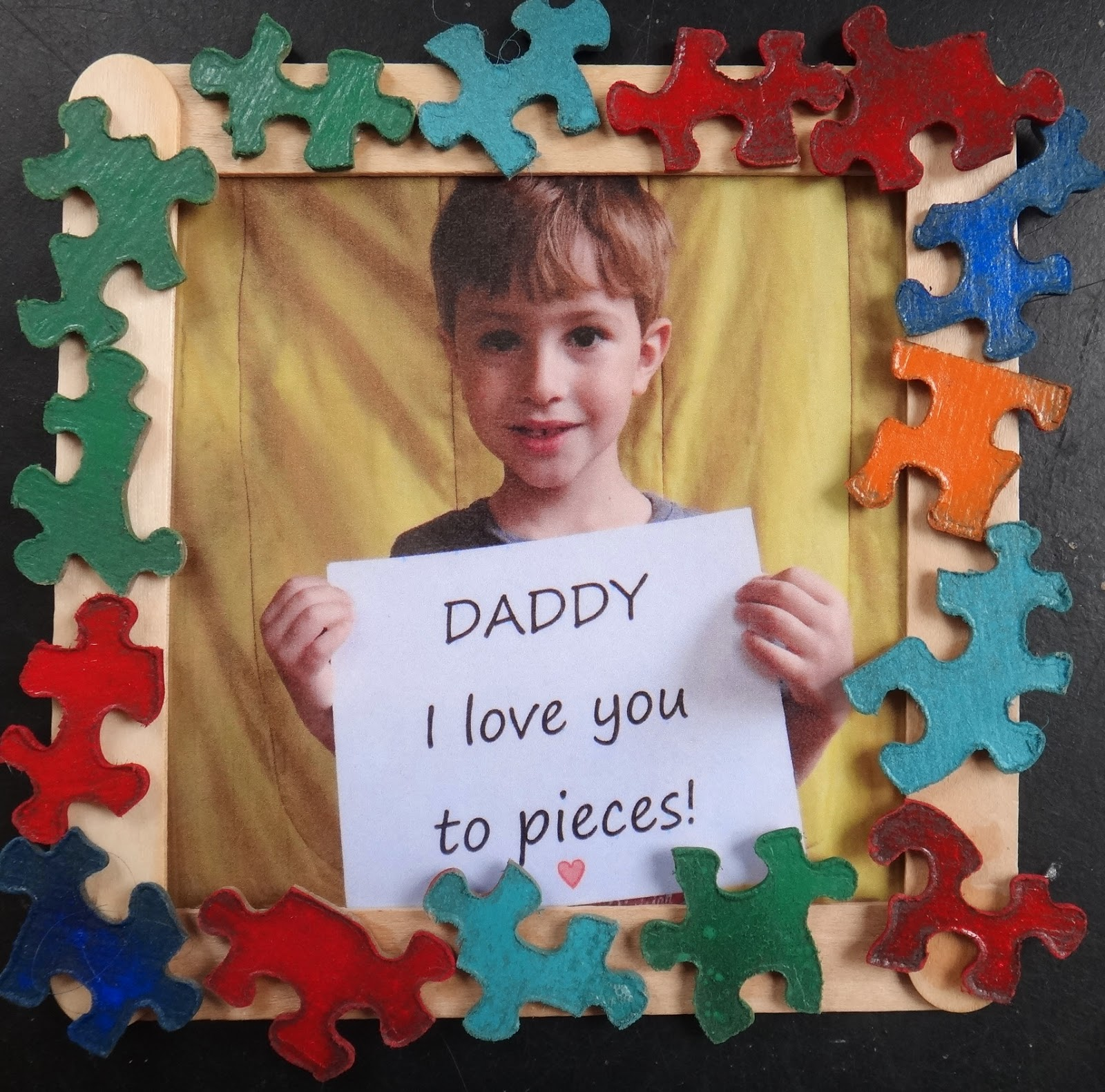 Little Stars Learning: Father\'s Day Craft