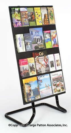 Brochure Zafira Pics Free Standing Brochure Display