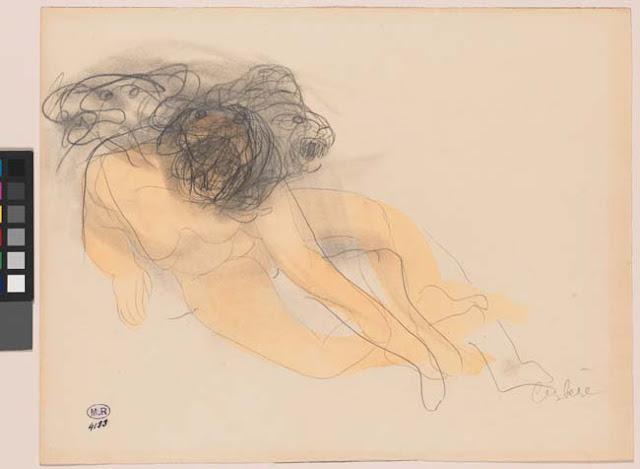 Cerbère, © Musée Rodin - Photo Jean de Calan