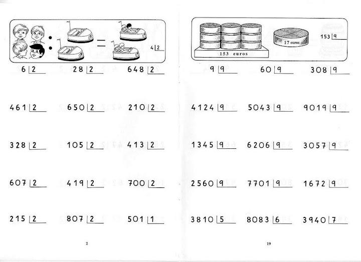 Atividades De Divis  O   C  Lculos   Prontas Para Imprimir