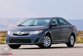 2012 Toyota Camry LE Review Performance