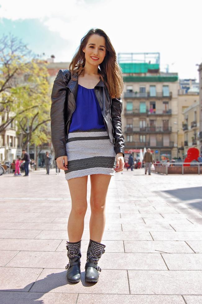 Dare to diy proyecto diy falda trenzada - Sylvia dare to diy ...