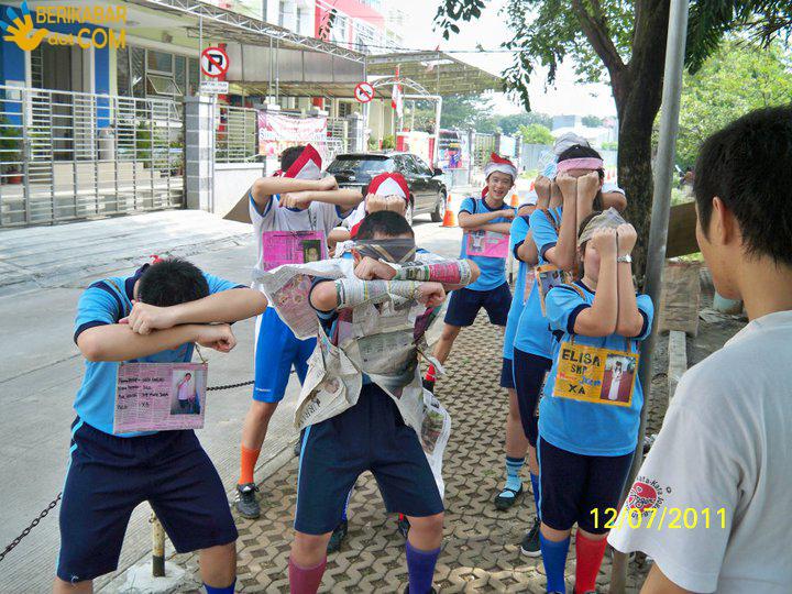 Bus Solo Community Kumpulan Teka Teki Mos Ospek Smp Sma Kampus