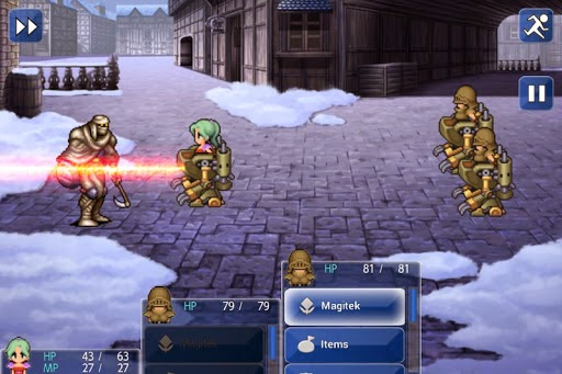 FINAL FANTASY VI Android Apk Data Free Download