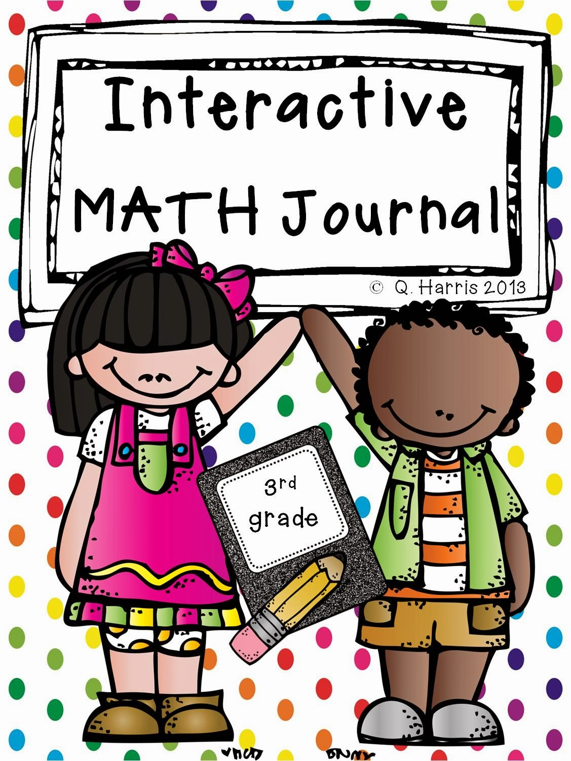 http://www.teacherspayteachers.com/Product/Interactive-Math-Journal-3rd-grade-1072648