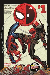 Spider-Man/Deadpool #1 - Vision Bonus