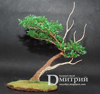 sharimiki, таримики, шаримики, бисерное дерево, без коры, бисер