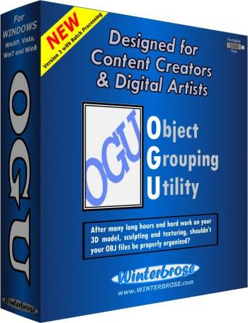 OGU v3 - Object Grouping Utility for Windows