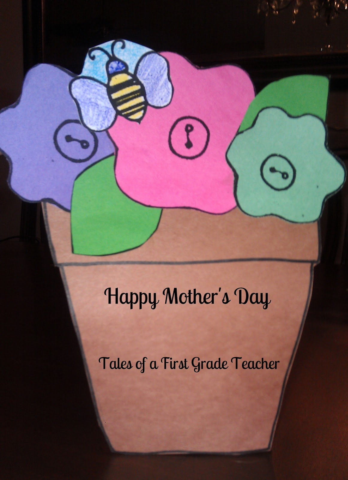 Mother's Day Craftivities pack