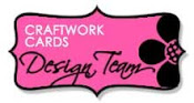 I am a proud DT member for Craftwork Cards:
