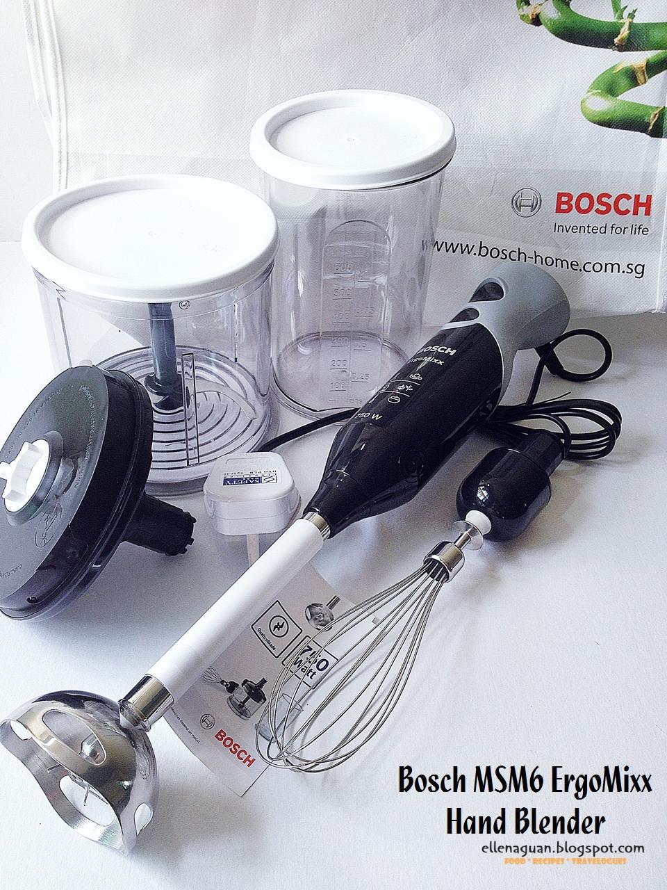 Bosch Msm67160 Ergomixx Hand Blender