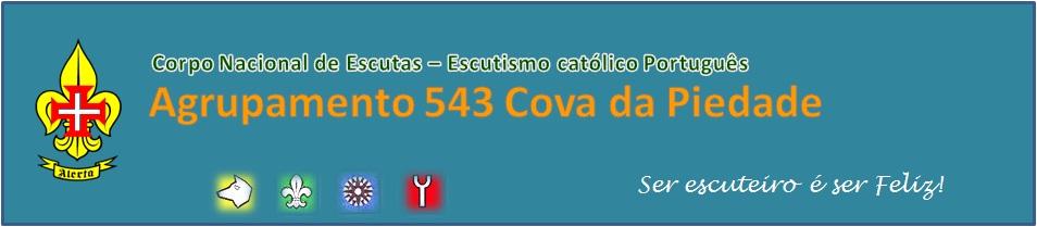 Agrupamento 543 da Cova da Piedade - CNE