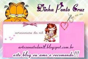 Estes selinhos ganhei da querida amiga Dinha Ponto de Cruz,ameiiiiii