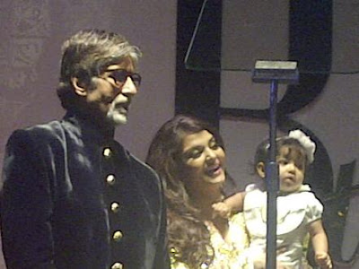 Celbs at Amitabh Bachchan 70th birthday in grand style