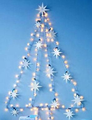 Art i cosetes diy como hacer un rbol de navidad con - Arboles de navidad bonitos ...