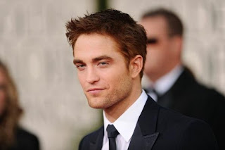 The dashingly handsome Robert Pattinson