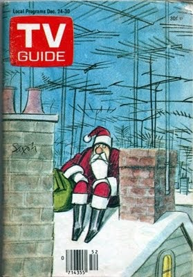 It's About TV: TV Guide: Christmas, 1977