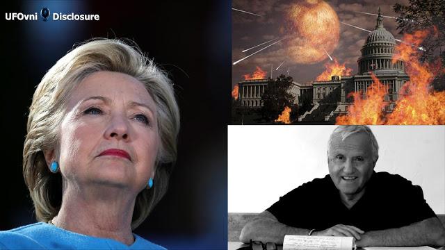"""L'ancien agent de la CIA Steve Pieczenik déclare : """"Nibiru est réel"""", Hillary Clinton sait"""