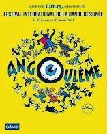 41 FESTIVAL DE LA BANDE DESSINÉE D'ANGOULÊME