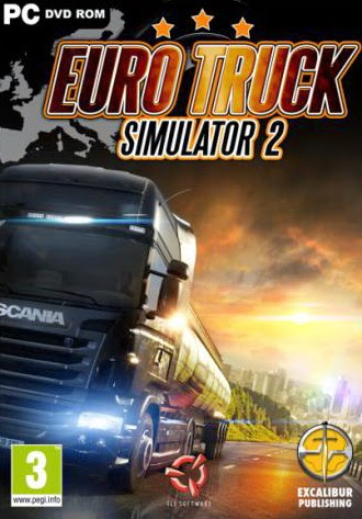 Download Euro Truck Simulator 2 Full PC Game Gratis