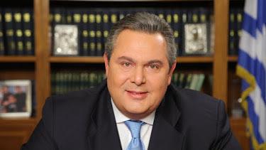 Υπουργός Εθνικής Αμύνης ( Βιογραφικό )
