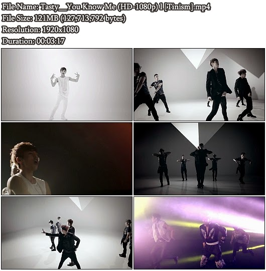 Download MV Tasty (Tasty 2Wins) (테이스티) - You Know Me (너 나 알아) (Full HD 1080p)