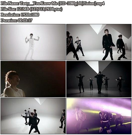 Download MV Tasty (Tasty 2Wins) (테이스티) - You Know Me (너 나 알아) (Full HD 1080p)